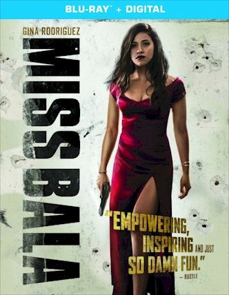 MISS BALA Release Poster