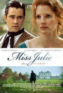Miss Julie Movie Poster