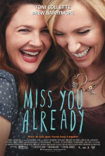 MISS YOU ALREADY Release Poster