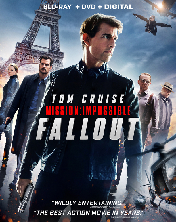 MISSION IMPOSSIBLE: FALLOUT Poster
