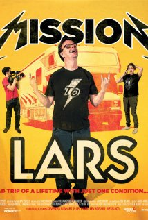 MISSION TO LARS Release Poster