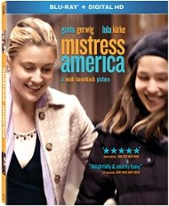 MISTRESS AMERICA Release Poster