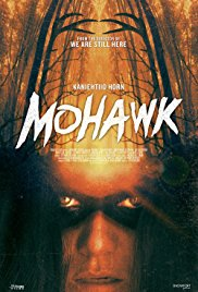 MOHAWK Release Poster
