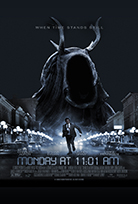 MONDAY AT 11:01 AM Release Poster