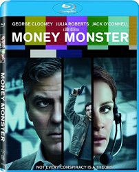 MONEY MONSTER Blu-ray Cover