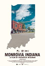 MONROVIA, INDIANA Release Poster