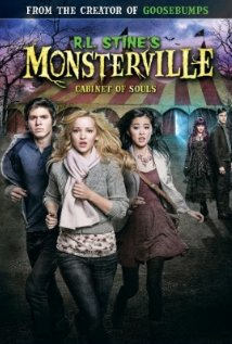 Monsterville Cabinet of Souls Blu-ray