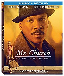 MR. CHURCH  Release Poster