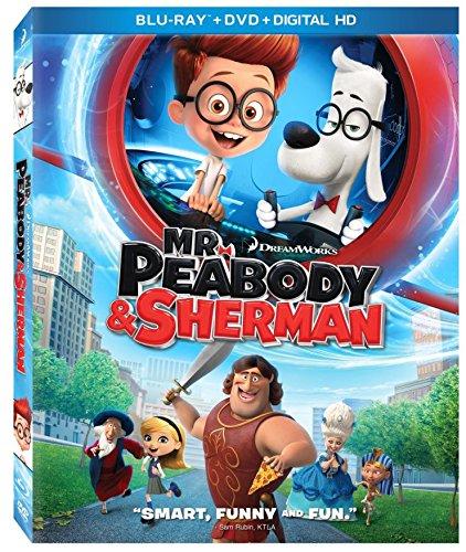 Mr. Peabody & Sherman  Movie Release