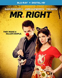 MR. RIGHT  Release Poster