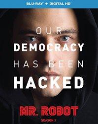 MR ROBOT SEASON ONE DVD Cover