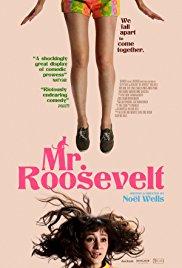 MR. ROOSEVELT Release Poster
