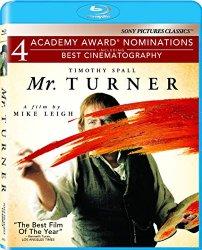 Mr Turner  Movie Poster