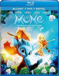 MUNE: GUARDIAN OF THE MOON Blu-ray Cover