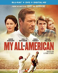 MY ALL AMERICAN DVD Cover