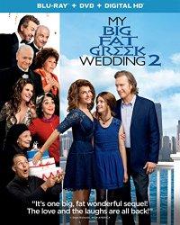 MY BIG FAT GREEK WEDDING 2 Blu-ray Cover