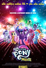MY LITTLE PONY Release Poster