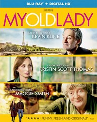 My Old Lady Movie Poster