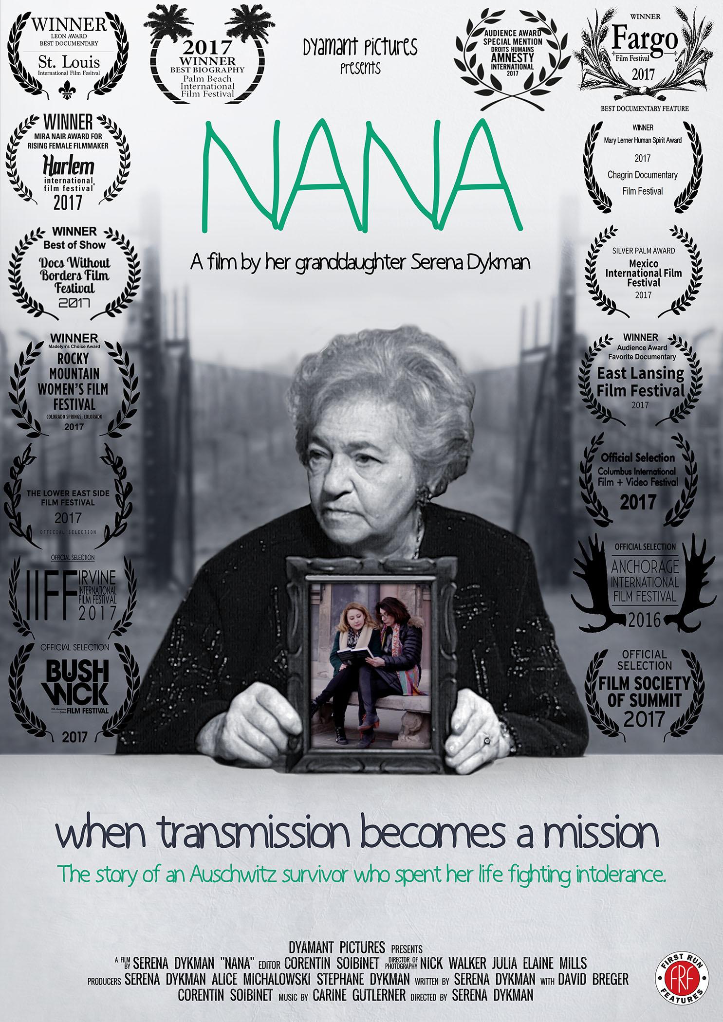 NANA Release Poster