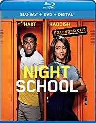 NIGHT SCHOOL Release Poster