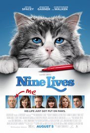 NINE LIVES Release Poster
