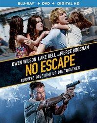 NO ESCAPE Release Poster