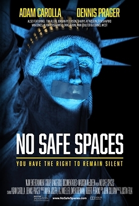 NO SAFE SPACES Release Poster