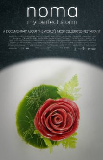 NOMA: MY PERFECT STORM Release Poster