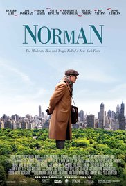 NORMAN Release Poster