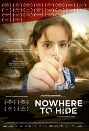 NO WHERE TO HIDE Release Poster