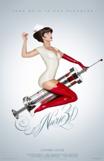 Nurse 3D Movie Poster
