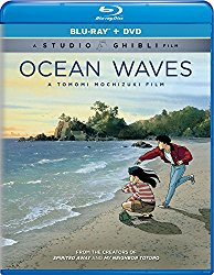 OCEAN WAVE Blu-ray Cover
