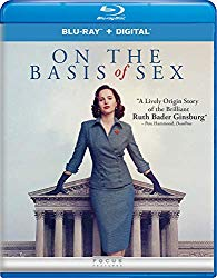 ON THE BASIS OF SEX Blu-ray Cover