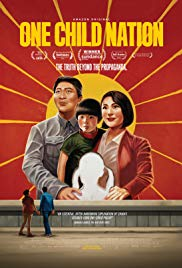ONE CHILD NATION  Release Poster