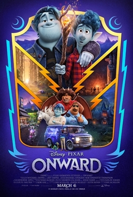 ONWARD Release Poster
