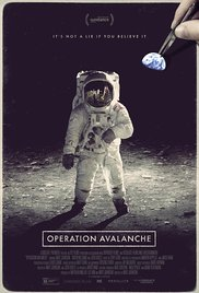 OPERATION AVALANCHE Release Poster