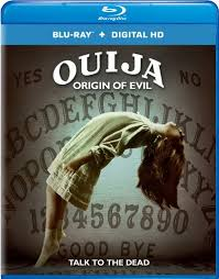OUIJA ORIGEN OF EVIL Blu-ray Cover