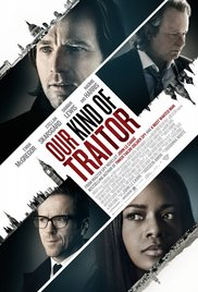 OUR KIND OF TRAITOR Release Poster