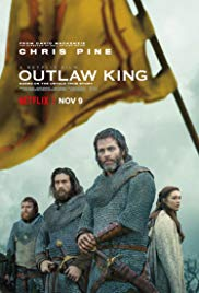 OUTLAW KING  Release Poster
