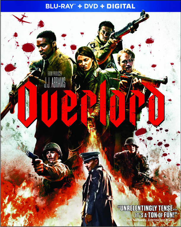 OVERLORD Release Poster
