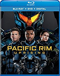 PACIFIC RIM UPRISING Release Poster