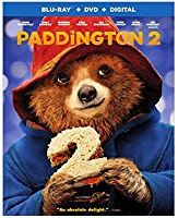 PADDINGTON 2 Blu-ray Cover
