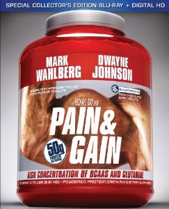Pain & Gain Collector's Edition Blu-ray