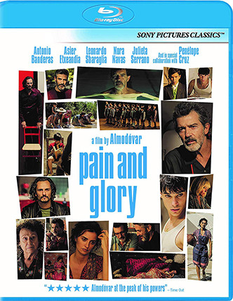 PAIN AND GLORY Release Poster