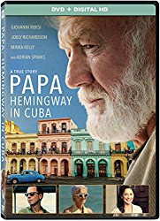 PAPA: HEMINGWAY IN CUBA Release Poster