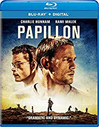 PAPILLON Release Poster
