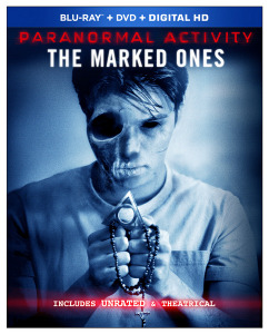 Paranormal Activity The Marked Ones Blu-ray