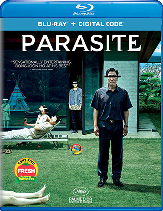 PARASITE Release Poster