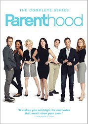 Parenthood The Complete Series DVD