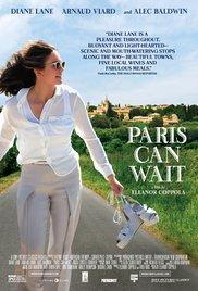 PARIS CAN WAIT Release Poster